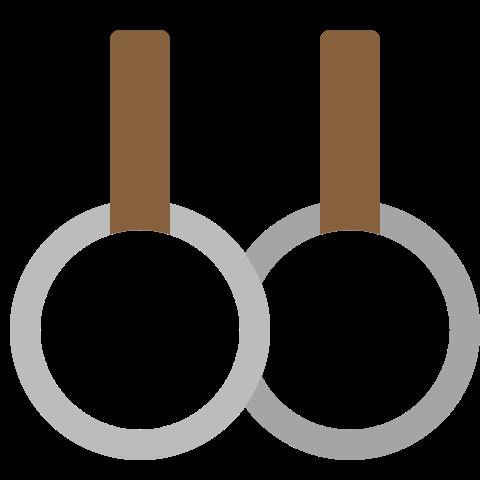 Gymnastics 2021-22 Logo