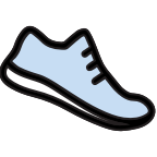 Girls Track & Field 2019-20 Logo