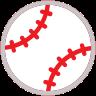 Baseball 2019-20 Logo