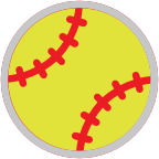 Softball 2019-20 Logo