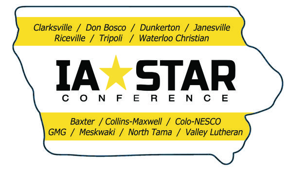 Iowa Star Logo